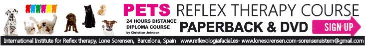 animal reflexology course