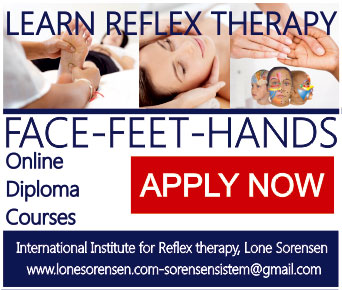 reflexology certification online